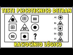 Raciocínio Lógico Contagem Número Teste psicotécnico QI Quociente Inteligência Detran Concurso RLM - YouTube