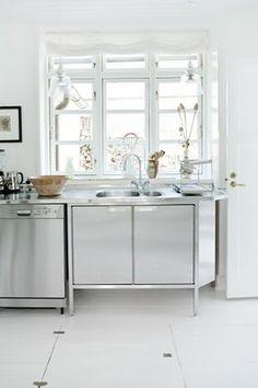 love this sink. slash window. slash bowl.