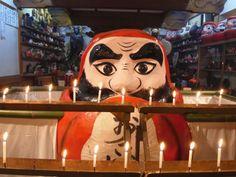 度々行きたい旅。: 京都観光:京都の節分祭〜達磨がいっぱいの「だるま寺」