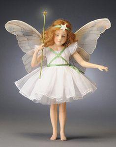 R. John Wright Presents: Christmas Tree Fairy from 'A Flower Fairy Alphabet' Collection - R. John Wright, Bennington, VT