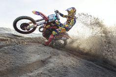 Davy Pootjes in training in Belgium Image: Jarno Schurgers #motocross
