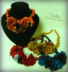 Crochet Necklace, Jewelry Making, Jewellery, Handmade, Jewels, Hand Made, Schmuck, Jewellery Making, Make Jewelry