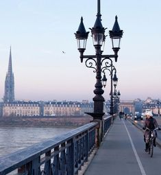 The 20 Most Bike-Friendly Cities in the World Top Travel Destinations, Europe Travel Tips, Places To Travel, Aquitaine, Chateau Bordeaux, The Places Youll Go, Places To Visit, Montecarlo Monaco, French Countryside