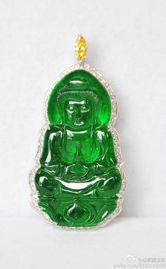 Green Jade Value Jewelry Design Earrings, Jade Jewelry, Gems Jewelry, Imperial Jade, Buddha Jewelry, Guanyin, Diamonds And Gold, Jade Stone, Schmuck Design