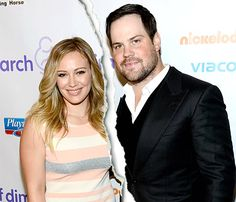 Hilary Duff Splits From Husband Mike Comrie After Three Years - Us Weekly