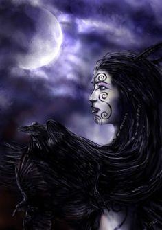 morrigan goddess - Cerca con Google