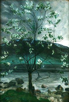 Spring Mood Nicolai Astrup - 1905-1914