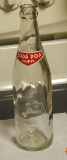 we all used to go to the soda pop shop in Owosso, MI  and pick our favorite soda, mine was rock n' rye... my mom's was sasparilla.