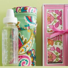 Vera Bradley Baby - arriving online and in stores March 1. OMG!!! I can't wait for my child have this!!!