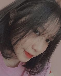 Ulzzang Short Hair, Ulzzang Korean Girl, Cute Korean Girl, Uzzlang Girl, Hot Teens, Korean Makeup, Aesthetic Girl, Beautiful Asian Girls, These Girls