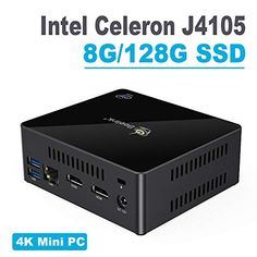Be sure that this suits through getting into your style quantity.   Intel GEMINI LAKE Celeron Processor J4105 (four Cores 4 Threads 1.5 UP TO 2.5Ghz Cache 4M).A low-energy mini pc, however extra quicker operating pace,approximately 10-15% build up in CPU efficiency and fifty eight% in administrative center efficiency.   The parameters of 60FPS are two times as top as 30FPS, with higher definition and main points. The upper the FPS, the smoother the picture is. Whilst the visible attitude… Desktop Computers, Gemini, Wifi, Attitude, Times, Suits, Style, Twins, Swag