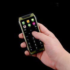 Anica X8 1.63 Inch 780mAh MP3 Bluetooth Ultra-thin Dustproof Shockproof Mini Card Phone