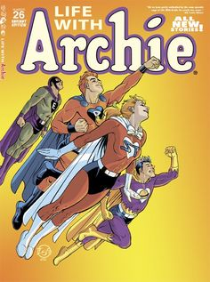 Jamal Igle Draws Pureheart The Powerful For 'Life With Archie' #26 - ComicsAlliance   Comic book culture, news, humor, commentary, and reviews