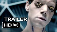 The Hybrid Official Trailer (2014) - Swedish Sci-Fi Thriller Movie HD