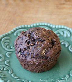 MIH Recipe Blog: Chocolate Zucchini Muffins {Gluten Free}