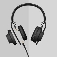 Kilo Design creates modular headphones for Aiaiai.