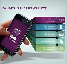 First Look at Isis Mobile Wallet http://Mobile1stChoice.com #Mobile1stChoice
