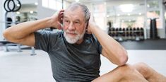 10 Core Exercises You Should Do If You're Over 60, According to Experts Endurance Workout, Strength Workout, Strength Training, Core Strength Exercises, Core Exercises, Hip Flexor Exercises, Best Core Workouts, Full Body Stretch, Full Body Hiit Workout