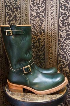 ENGINEER BOOTS - UNFINISH SOULS -Online Store-