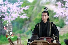 Eternal Love Drama, Witty Comebacks, Chinese Movies, Peach Blossoms, Most Handsome Men, Guy Names, Historical Romance, Drama Movies, Period Dramas