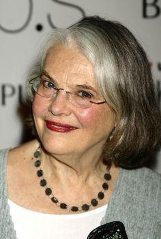 Lois Smith (born 1930), Topeka, KS Kansas has got to be good☕