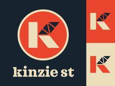 Kinzie Street Logo by Nate Azark - Dribbble