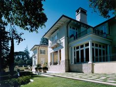 Robert A.M. Stern Architects - Residence in Montecito