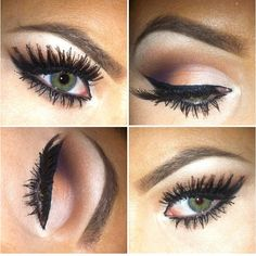 Shadow & lashes!!!!!!