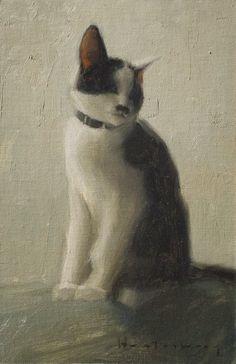 Aaron Westerberg, The Artist's Cat