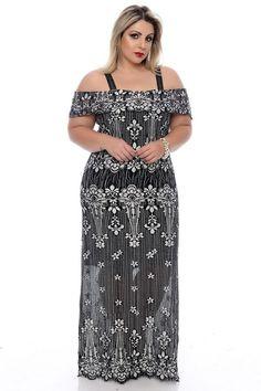 Длинное платье из кружева сделана из полиамида с подкладкой из полиэстера стиль ciganinha с ремешком и жабо на груди. Скидка на оплату в заготовки.