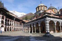 Curious Places: Rila Monastery ( Rila Mountains/ Bulgaria)