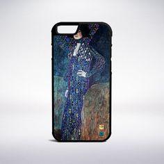 Gustav Klimt - Emilie Floge Phone Case – Muse Phone Cases