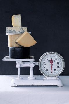 """this reminds me of the """"snob diet""""...eating high grade cheeses instead of the super processed fat free"""