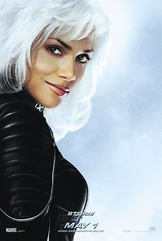 Halle Berry as Storm in X-Men United Halle Berry X Men, Halle Berry Storm, Storm Xmen, Storm Marvel, What Is A Virgo, Taurus Love, Black Panther Storm, Hally Berry, Jenifer Aniston