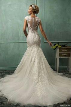 Amelia Wedding Dress 2014