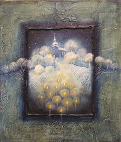jitka gavendová The church Czech Republic, Friends, Frame, Painting, Home Decor, Art, Art Background, Amigos, Decoration Home