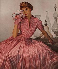 Decote do vestido
