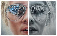 Realistic paintings from Simon Hennessey