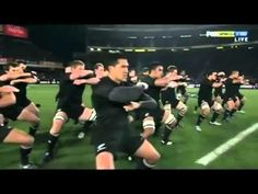 All Blacks Haka (Ka Mate & Kapa O Pango) - YouTube