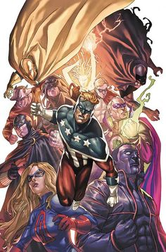 The Shield and the JSA