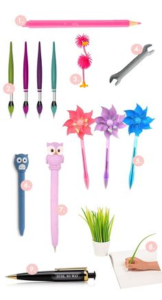 Find your pen quirkiness - Paperclip Files