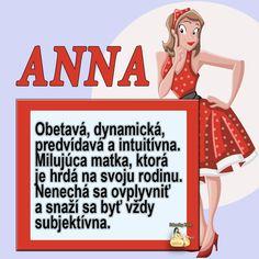 Výsledek obrázku pro Obrázky k meninám ANNa