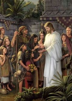 That Ye May Know I Am the Christ - Greg Olsen