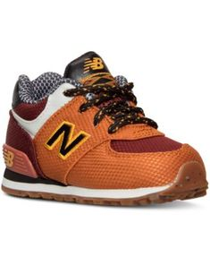 New Balance Toddler Boys' 574 Casual Sneakers from Finish Line | macys.com