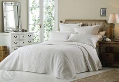 Tagesdecke Bettdecke Französisch Vintage Luxuriös Gestickt Ashley Überwurf   eBay
