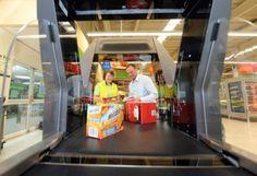 360 supermarket checkout?