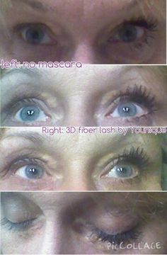 Look at them lashes!!! Www.youniqueproducts.com/JessicaGarstkiewicz