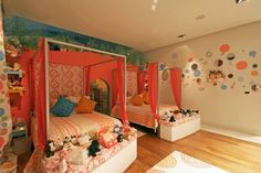 Kids Photos Colorful Kids' Rooms Design, Pictures, Remodel, Decor and Ideas - page 10