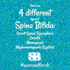 Fact #10 for #SpinaBifida Awareness Month. These are daily facts for you to share as each of you helps spread #awareness in your communities. Make sure to tag us and use the hashtag #AsecondforSB.