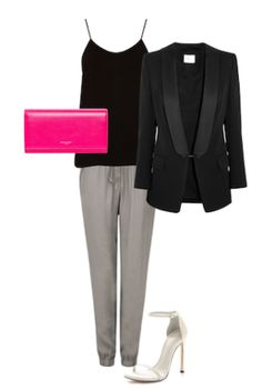 In the App: Draped Pants, Style it!